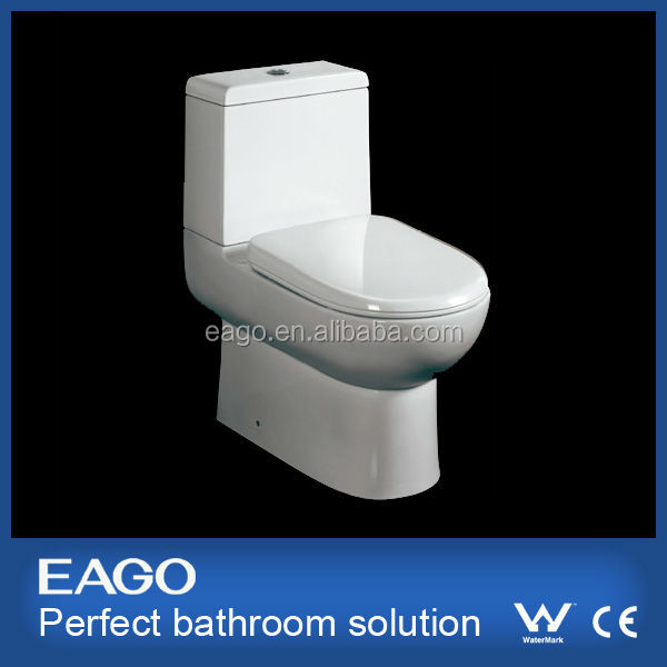Two piece EAGO hot sale CE WELS WC pans and the toilet