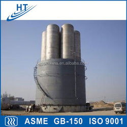 cryogenic liquid natural gas storage container