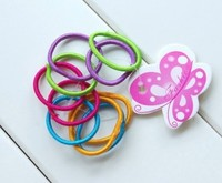 low price wholesale Headband Baby mini infant children hair accessory baby mini rubber band hair rope headband