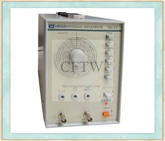 High Frequency RF Signal Generator 100KHz-150MHz 7X Frequency ranges