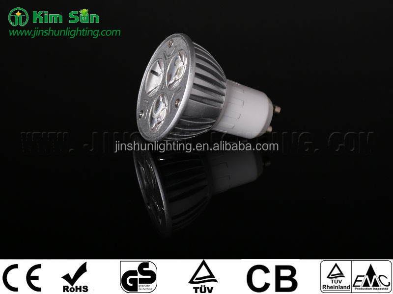 New products GU10 outdoor led spotlight lamp aluminum