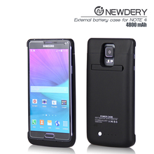 2017 new products electronics powerbank case for samsung galaxy note 4 for samsung galaxy note power bank case