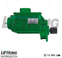 good performance liftking brand crane motor in stock
