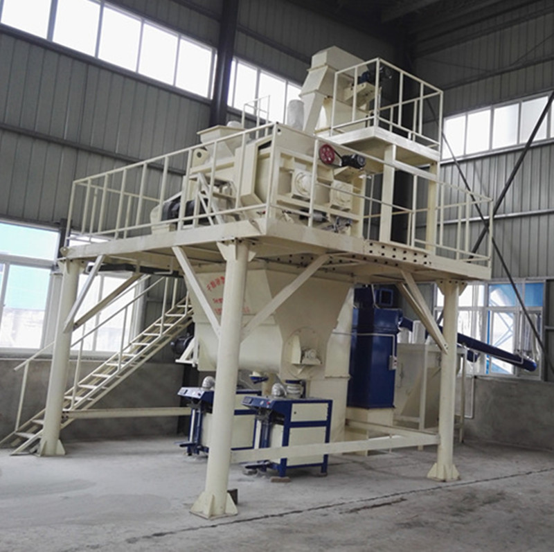 Energy and Manpower Saving Dry Powder Mixing Machine 2016 Hot Sale Products