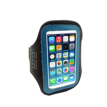 OEM insulated durable neoprene waterproof Sport Armband phone pouch