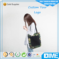 Wholesale Promotion 100% Recycled Cotton Tote Bag On Shopping
