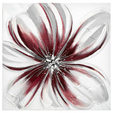 Abstract Modern Floral Canvas Art Painting