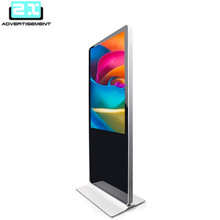 floor stand lcd touch screen advertising display 42 inch samsung led monitor