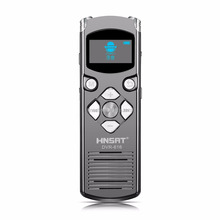 Professional VOX digital voice recorder with telephone recording function