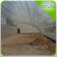 Hot Sale Greenhouse Project Cheap Commercial Agriculture Greenhouse for Cold Area