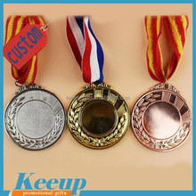 Customized Cheap game Blank Medal