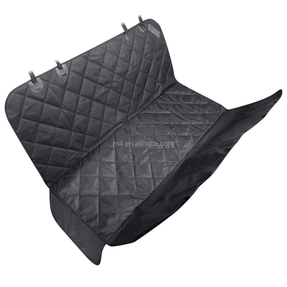 Waterproof quilted 600D oxford fabric dog hammock seat cover/dog coverfor cars