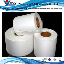 100% pp spun bond non woven fabric used in hygienic and medical products