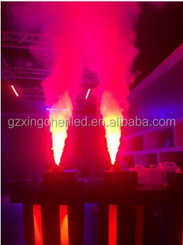 Led RGB mosquito fog machine 1500W
