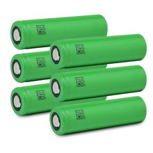 Fast shipping 18650 li ion 3.7v battery bulk buy e cig batteries 18650