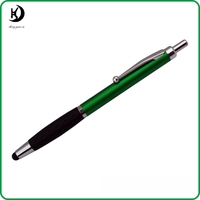 New style more color Plastic Stylus Touch Phone Pen for samsung touch screen with grip for school JD-SL032