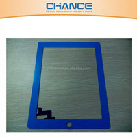 Touch Screen Digitizer Replacement 9.7 inch 1024x768 Resolution Color Deep Blue for LCD touch screen replacement