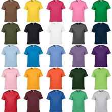 Wholesale T Shirt Manufactured China/ Plain Embroidery T-Shirts