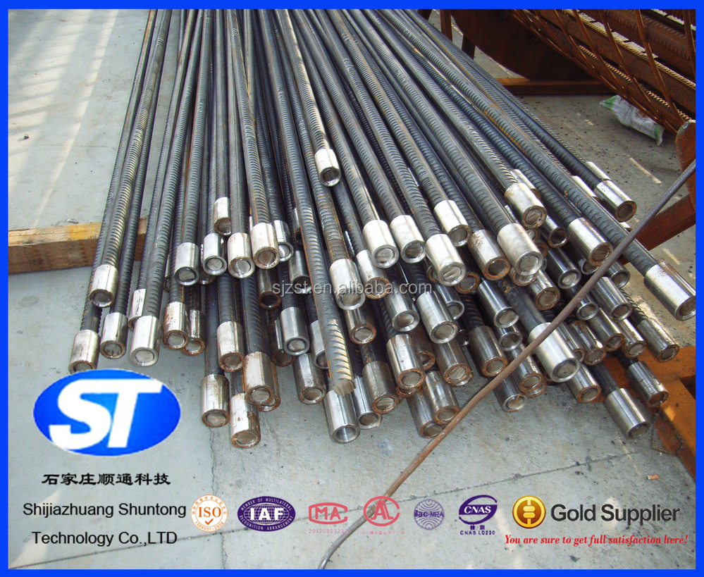 Rebar rod threaded bar mechanical splicing coupler(12mm-50mm)