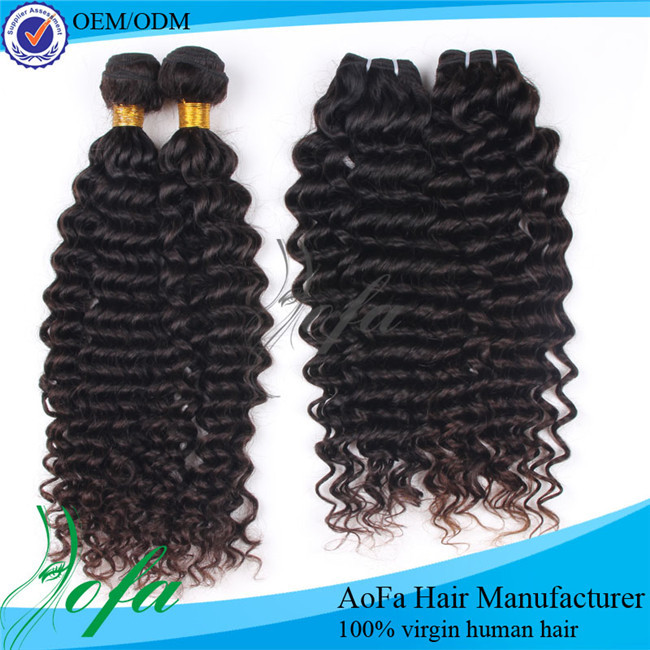 Young girls lovely cheap burgundy curly hair weaving
