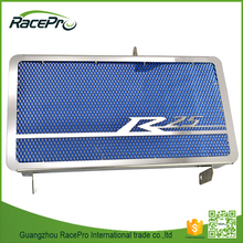 For Yamaha R25 Customized Stainless Steel Motorcycle Radiator Guard Grille Protector Cover