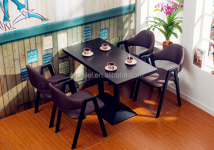 High quality wooden folding mahjong table /foldable restaurant table