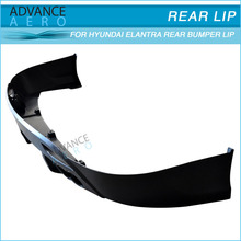 FOR 2011 2012 2013 HYUNDAI ELANTRA AVANTE MD 4D OE STYLE PP LOWER REAR DIFFUSER