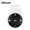Kinlan Hot Sales Wireless Audio Receivers 3.5mm Jack Car Kit Stereo Music Adapters