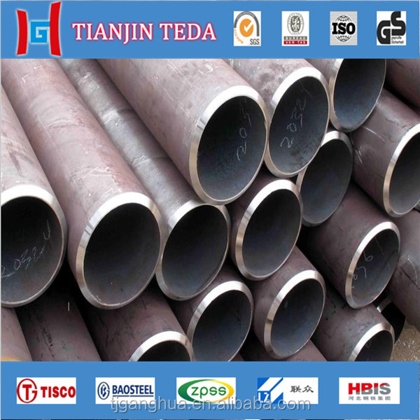 SS400 Seamless Steel Pipe