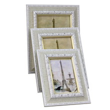 factory direct sale simply style cheapest 6x9 inch collage house shaped collage photo frame