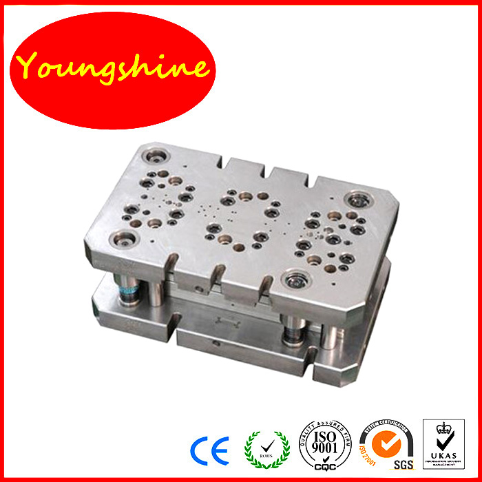 Factory manufacture custom sheet metal press molds by stamping