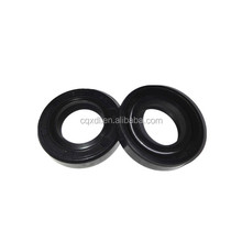 Black Small Motorcycle Oil Seal Rubber Seal NBR Made 16x28x7