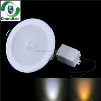 CHANDLER 5w led motion sensor ceiling light/led ceiling downlight sensor 2year warranty