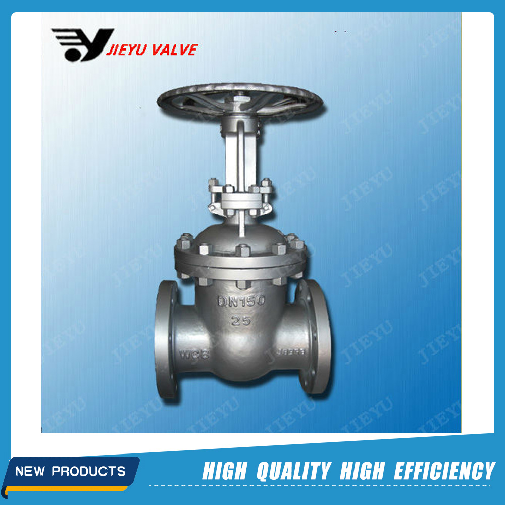 DIN Wedge stem Gate Valve PN16