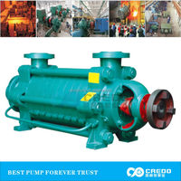 multistage centrifugal submersible water pump