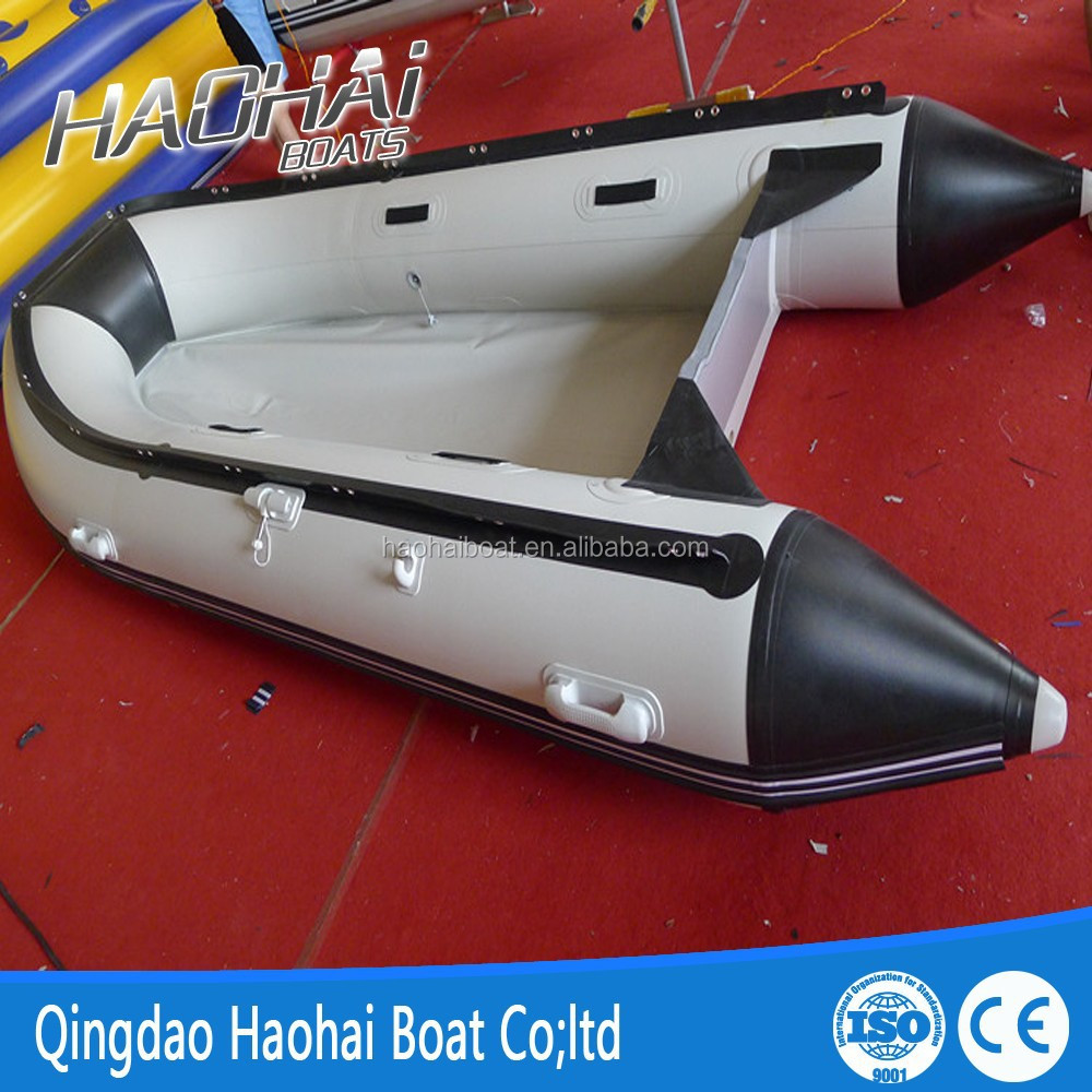 12'6''(380cm) strong aluminum inflatable boat
