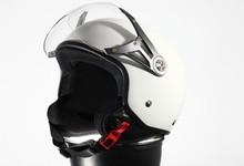 jet helmet with visor ---ECE/DOTcertification
