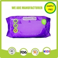 Natural skin care non woven fabric wet wipes baby wipes wholesale