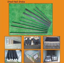 round nail steel stake for construction formwork