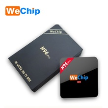 Wechip Wholesale H96pro Pro Android Tv Box 2gb Ram 16gb Rom Android 7.1 Amlogic S912