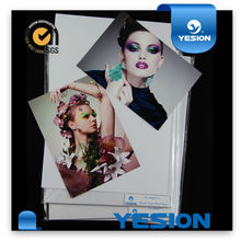A3 A4 3R 4R 115g 135g glossy inkjet ODM wholesale photo paper for studio printing