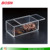 Hot sell sliding lid catch acrylic box wholesale