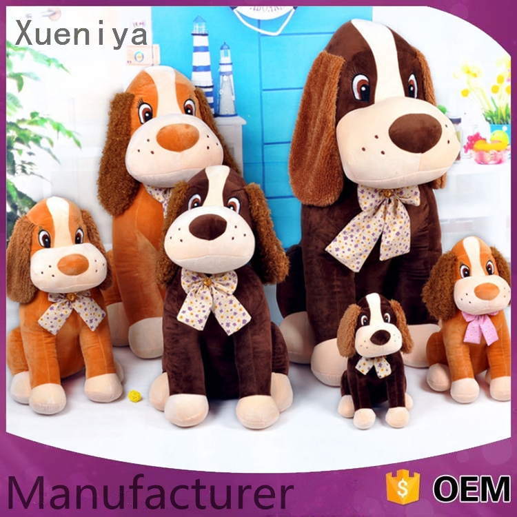 multifunctional Super quick dry soft lifelike plush dog