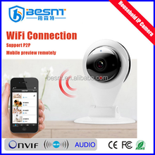Made in Shenzhen p2p cctv household wireless wifi ce rohs camera BS-IP07