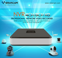 VStarcam NVR kit 8 channel support Onvif HD Security Wireless Camera onvif ip camera board
