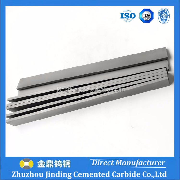 hip sintered tungsten carbide strip for woodworking hand tools
