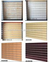 MDF Slat Wall Panel Board