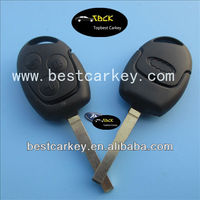 Best price for Ford Focus key fob/ auto blank key replacement key shell