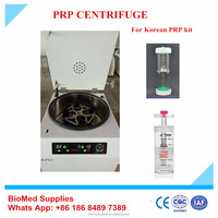 2017 Alibaba New Tabletop PRP Centrifuge