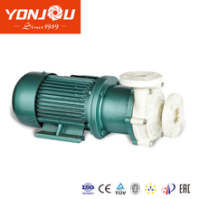 Hydrochloric Acid Sulfuric Pump Acid Transfer Magnetic Pump with PP PTFE Magnetic Coupling